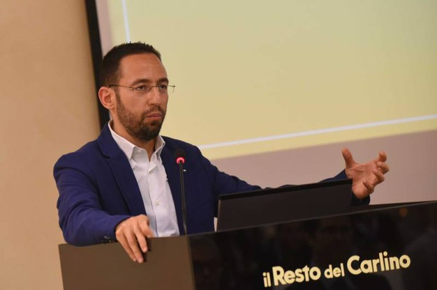 Luca Conti, blogger ed esperto in social media marketing (foto Schicchi)