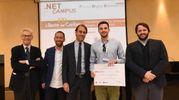 Future Digitale Experience Awards, il terzo classificato Luca Giovannelli (foto Schicchi)