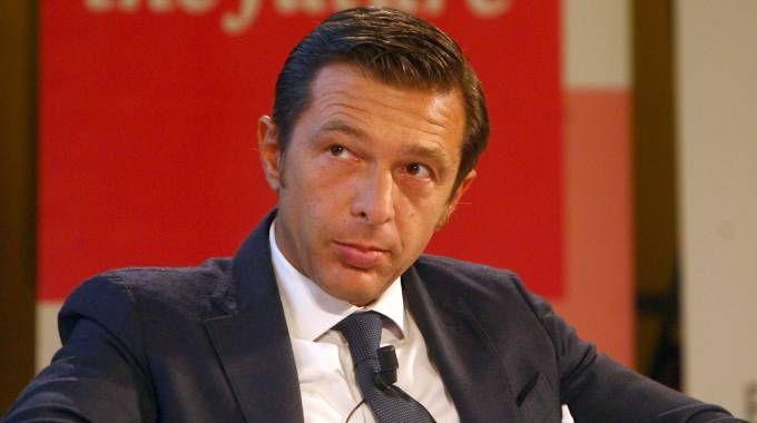 Il presidente di Confindustria Brianza, Andrea dell'Orto