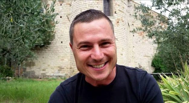 Un fotogramma del film: Alessio Venturini