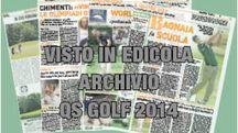 Rassegna stampa 2014 QS Golf