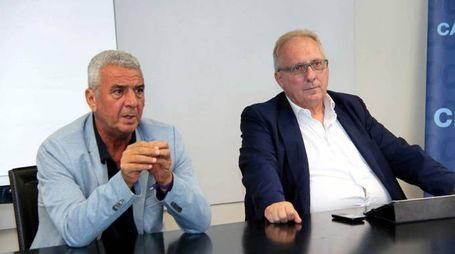 Daniele Bizzozero, patron dei blucelesti insieme a Evaristo Beccalossi