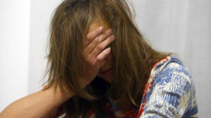 Violenza sessuale (foto repertorio)