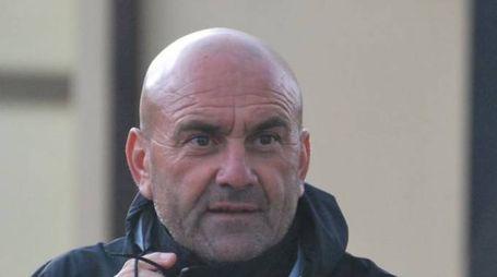 L'allenatore Giancarlo Favarin