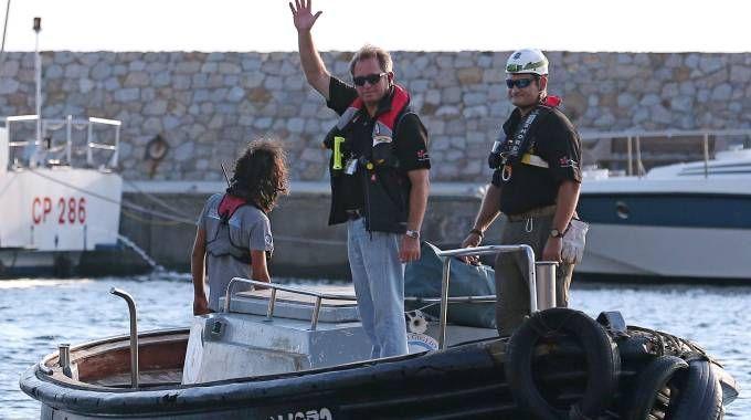 Nick Sloane, a capo del progetto di rimozione della Concordia