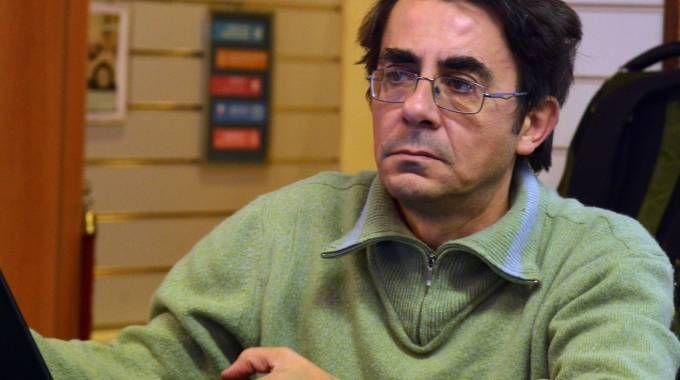 Damiano De Simine, presidente di Legambiente Lombardia
