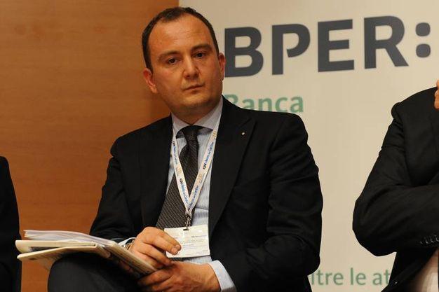 Marco Arletti presidente giovani imprenditori di Confindustria Modena e a.d. Chimar Spa