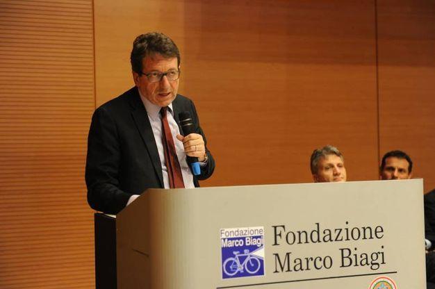 Gian Carlo Muzzarelli sindaco di Modena