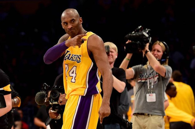 Kobe Bryant ha chiuso la carriera come conviene alla sua leggenda