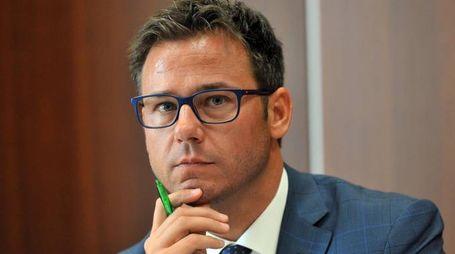 L'europarlamentare pavese della Lega Nord Angelo Ciocca