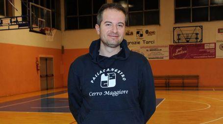 Coach Roberto Legramandi