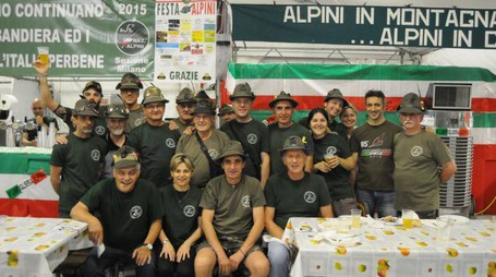 Alpini a Novate