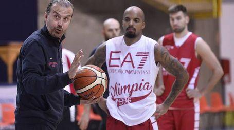 Simone Pianigiani, nuovo coach dell'Olimpia Milano