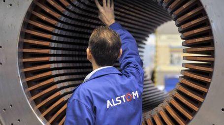 Timori per i dipendenti Alstom Transport