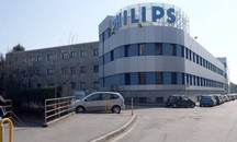 La Philips di via Casati