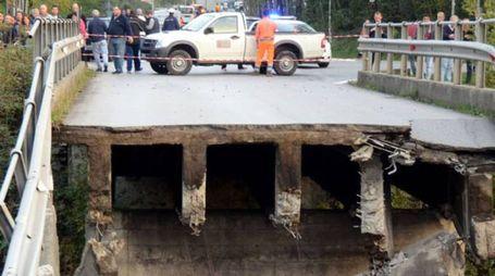 Il crollo del ponte