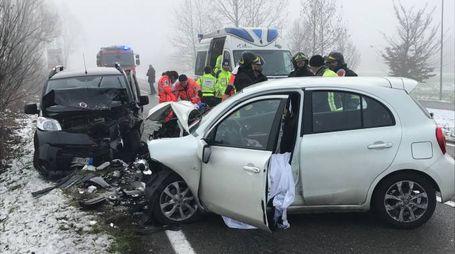 Le auto incidentate