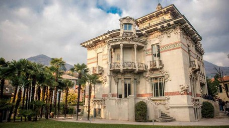 Villa Bernasconi di Cernobbio