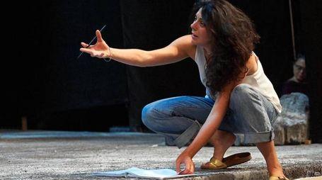 La regista Cecilia Ligorio