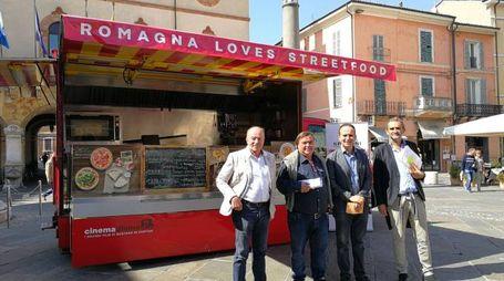 Ravenna, in Darsena arriva lo street food festival