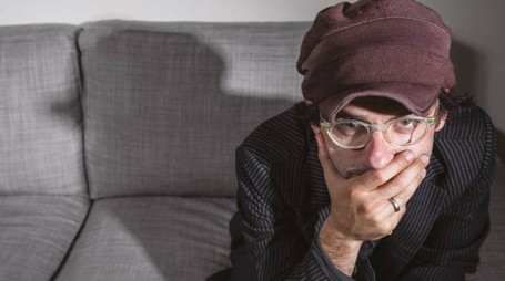 Alec Ounsworth dei Clap Your Hands Say Yeah