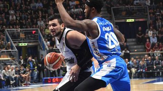 Virtus Sassari 89-72, guarda le foto del match