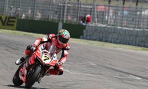 La superbike all'autodromo di Imola