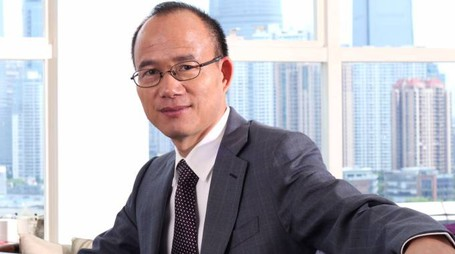 Guo Guangchang, fondatore e attuale presidente di Fosun International