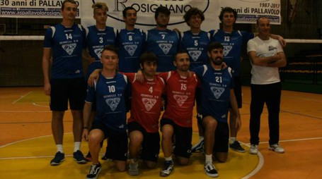 Il volley rosignano