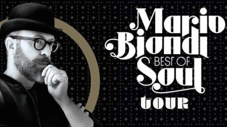 Mario Biondi - Best Of Soul Tour