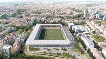 La nuova Arena Garibaldi: il progetto approvato dal comitato tecnico