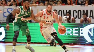 Basket, The Flexx Pistoia-Sidigas Avellino. Le foto della partita