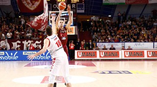 Umana Reyer Venezia-The Flexx Pistoia, le foto della partita