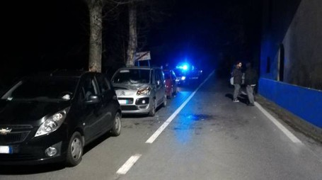 Il punto dell'incidente a Pieve a Ripoli