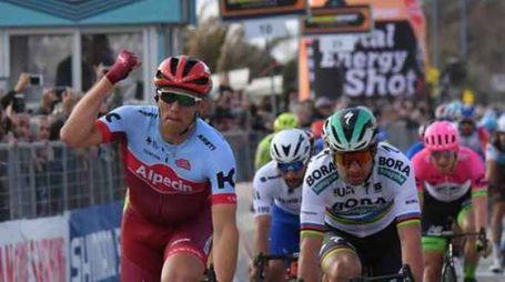 Kittel vince su Sagan