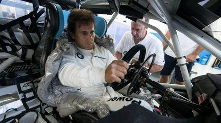 Zanardi torna in pista con BMW