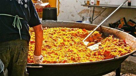 A Roma si celebra il cibo di strada internazionale