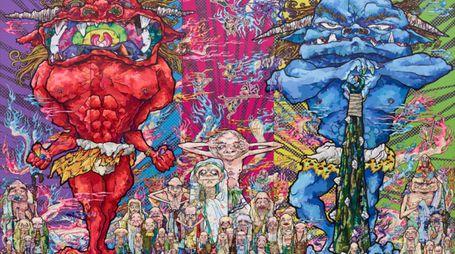 Murakami Takashi, maestro della pop art giapponese