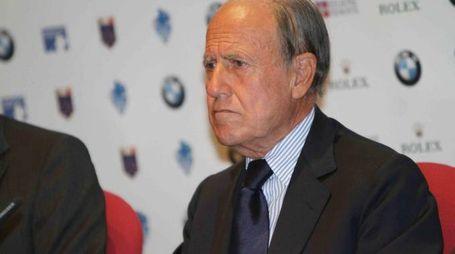 Il presidente federale Franco Chimenti