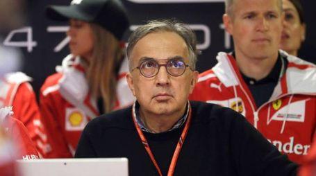Formula 1, Gp di Monza 2017. La rabbia di Sergio Marchionne (Afp)