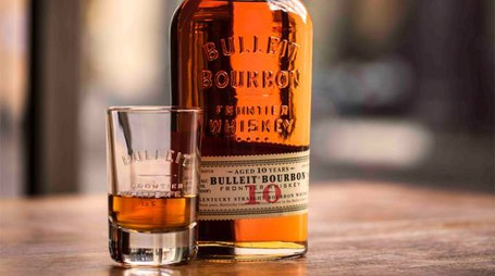 Il Bulleit Bourbon 10-Year-Old – Foto: Bulleit Frontier Whiskey/Diageo