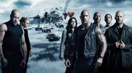 Un poster di 'Fast & Furious 8' – Foto: Universal Pictures