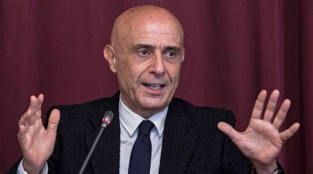 Marco Minniti (Imagoeconomica)