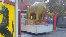 Tapiro d'oro per la Ferrari a Maranello