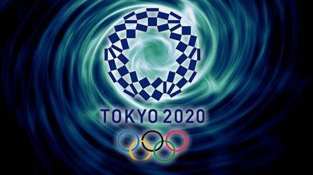 Il logo di Tokyo 2020
