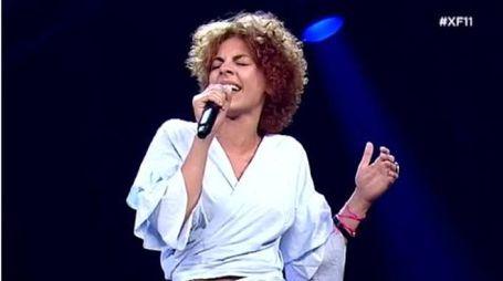 Rita Bellanza, concorrente della categoria under donna di X Factor 2017