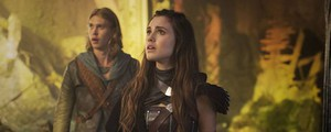 Una scena della serie TV 'The Shannara Chronicles' – Foto: MTV/Spike