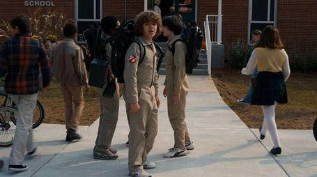 Una scena di 'Stranger Things 2' – Foto: Netflix