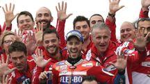 Andrea Dovizioso (Ducati): voto 10