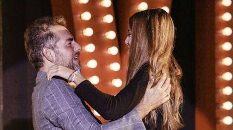 GfVip2, la sorpresa della figlia Stella a Bossari